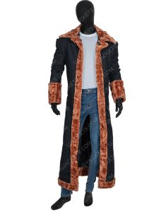 Anthony McCoy Candyman Trench Coat