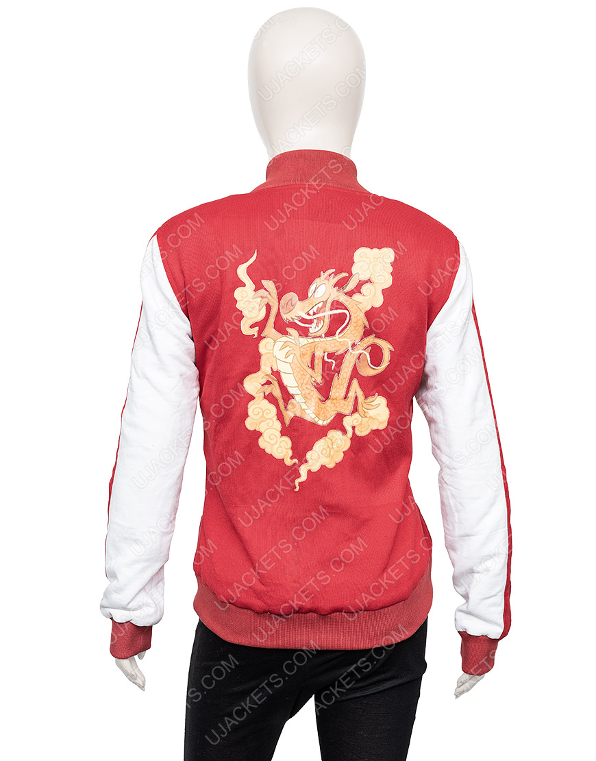 Bomber Ralph Breaks The Internet Mulan Jacket