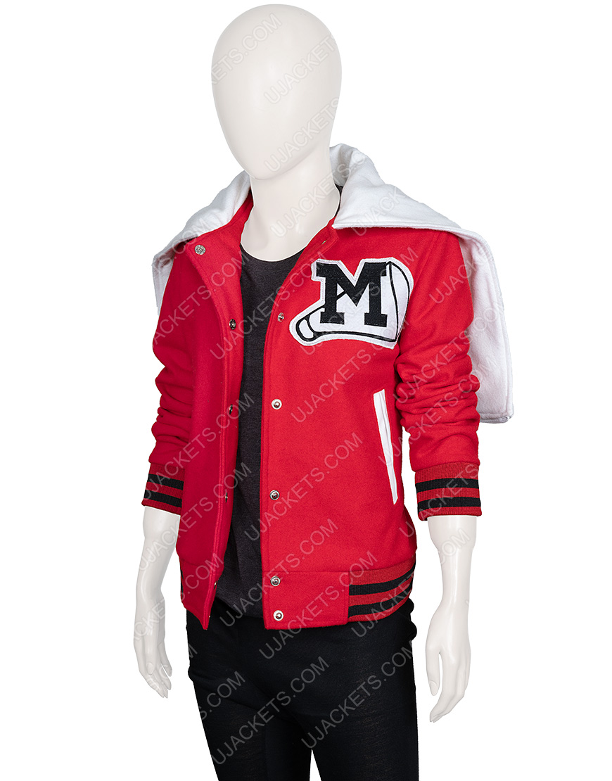 Cheerleading Glee Cheerios Bomber Jacket