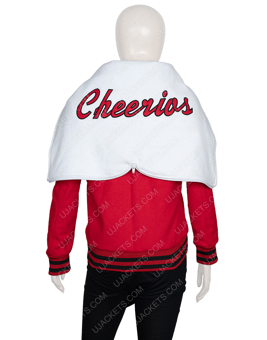Cheerleading Glee Cheerios Jacket