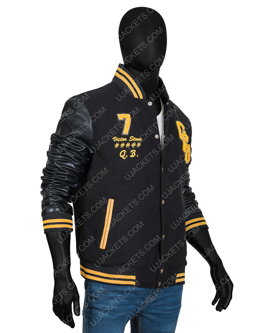 Cyborg Victor Stone Zack Snyder's Justice League 2021 Ray Fisher Jacket