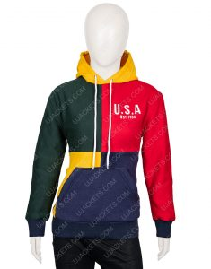 Dominique Fishback Project Power Robin Hoodie
