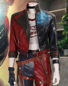 Harley-Quinn-Suicide-Squad-Kill-The-Justice-League-Leather-Jacket