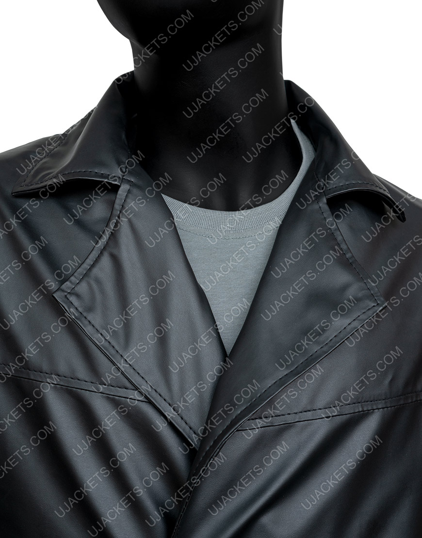 James Marsters Buffy The Vampire Slayer Double Breasted Leather Coat