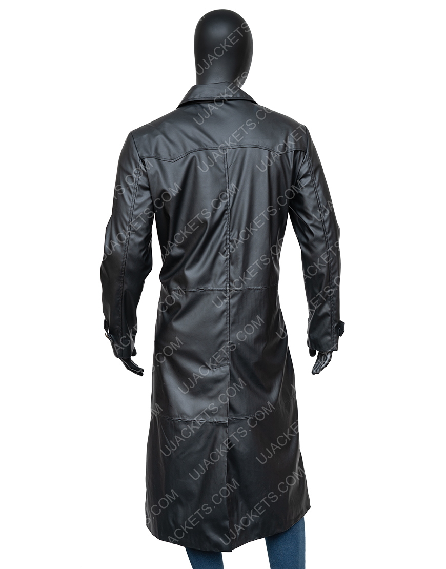 James Marsters Buffy The Vampire Slayer Spike Leather Coat
