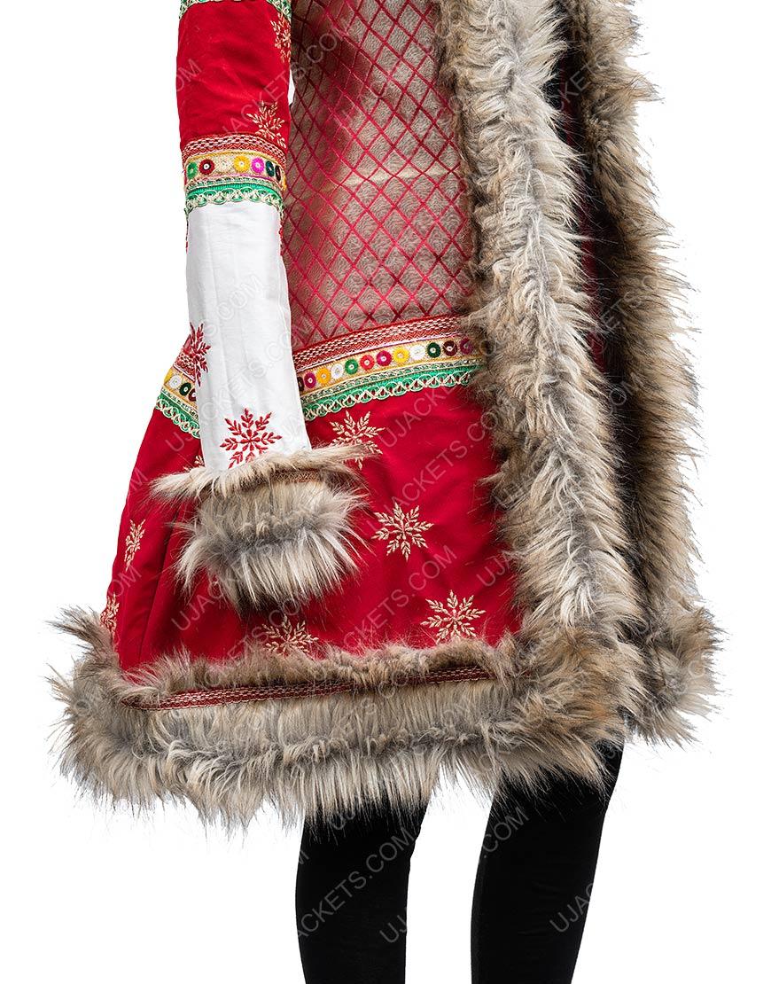 Noelle Kendrick Shearling Coat
