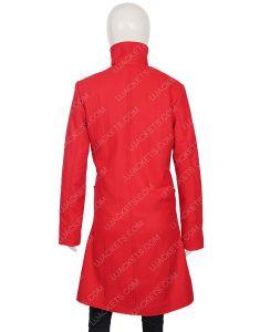 Rachael Leigh Cook Love, Guaranteed Red Coat