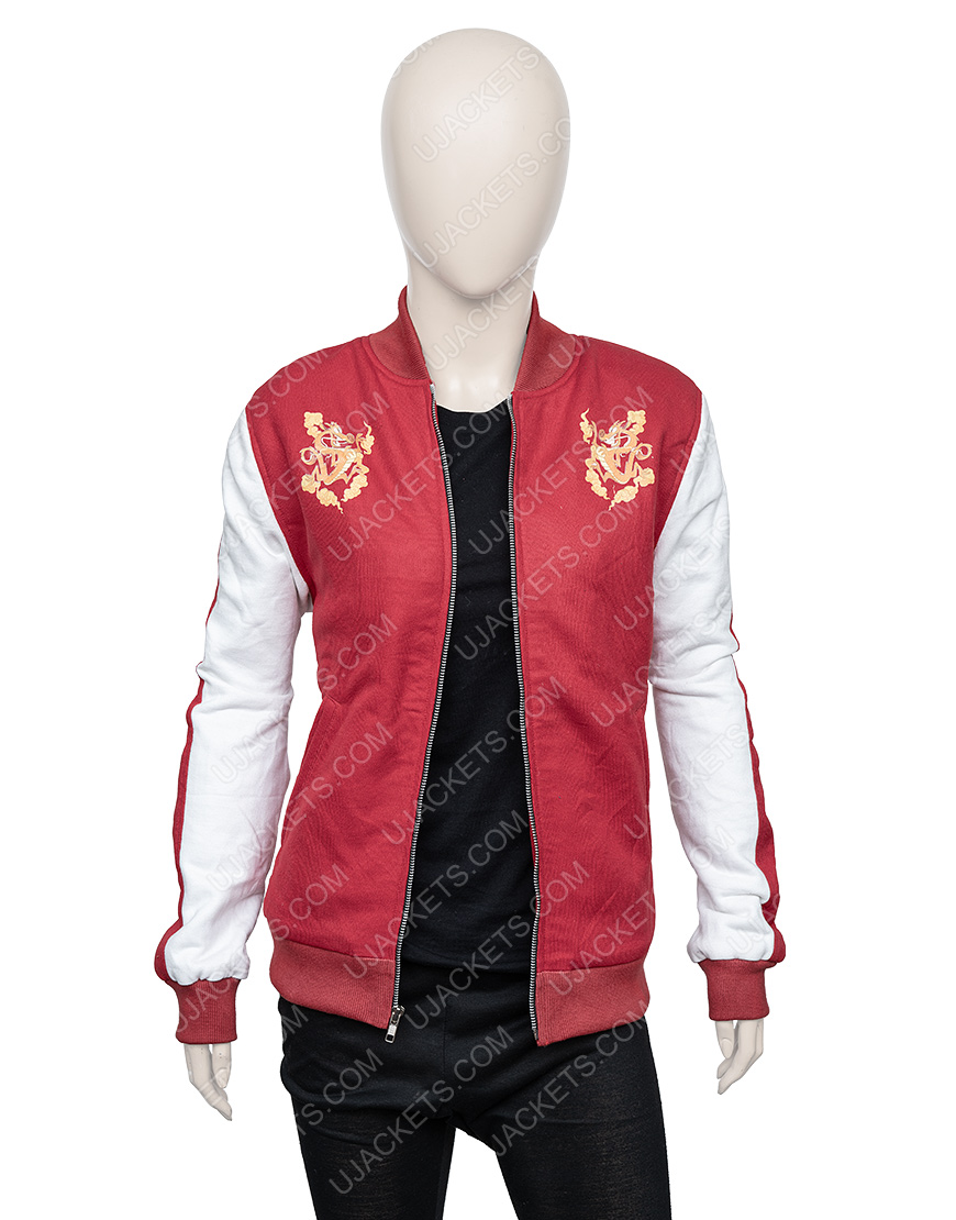Ralph Breaks The Internet Mulan Jacket