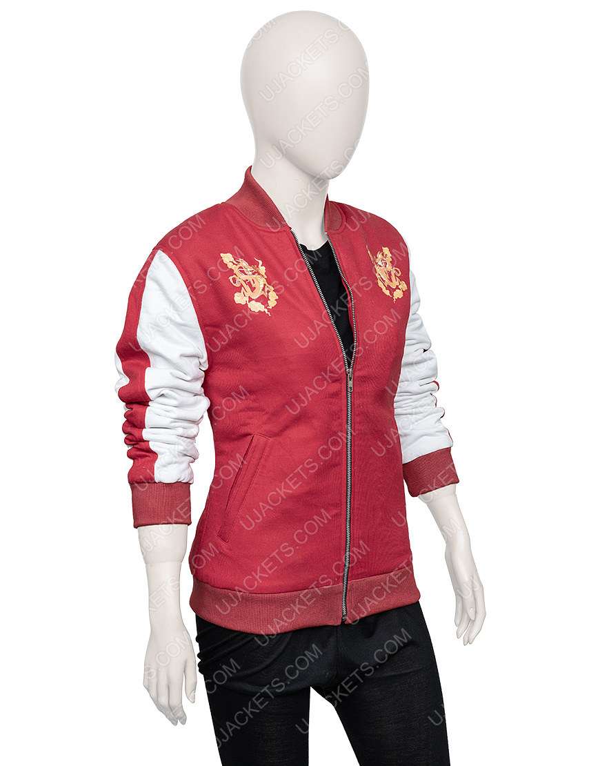 Ralph Breaks The Internet Red Jacket
