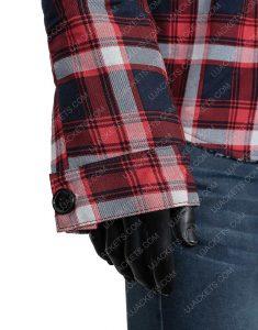 Ryan Bingham Yellowstone S03 Walker Red Jacket