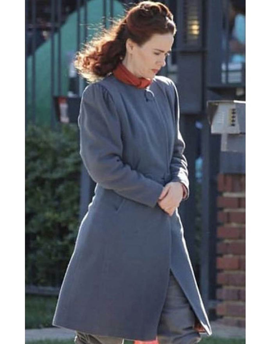 Sarah-Paulson-Nurse-Mildred-Ratched-Coat