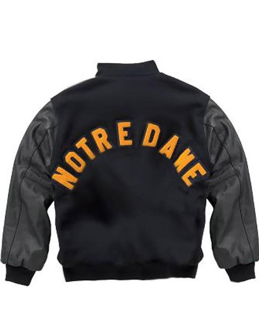 Sean-Astin-University-Of-Notre-Dame-Irish-Rudy-Letterman-Jacket