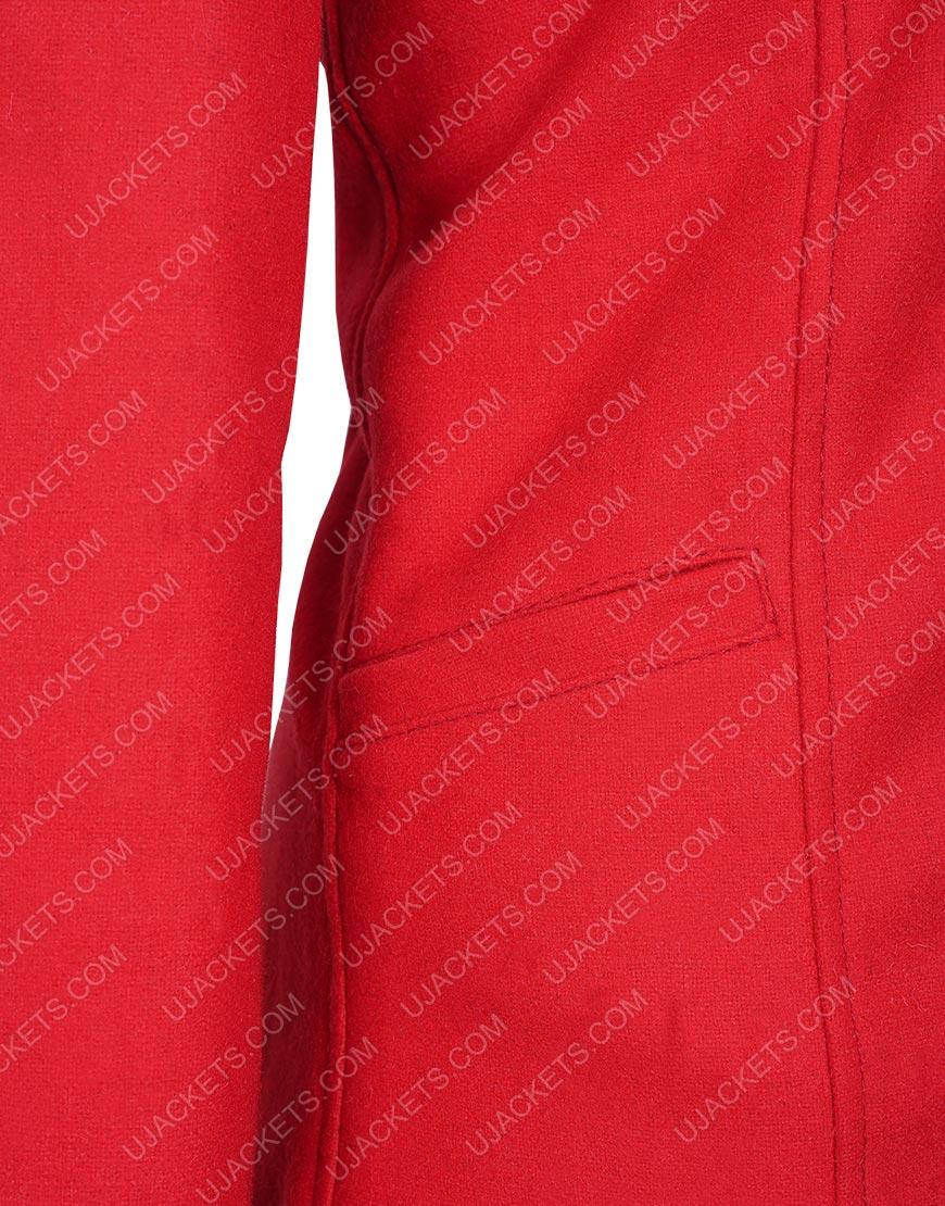 Susan Love, Guaranteed Red Coat