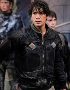 The-100-Season-7-Bob-Morley-Black-Jacket