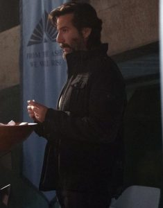 The-100-Season-7-Henry-Ian-Cusick-Black-Jacket