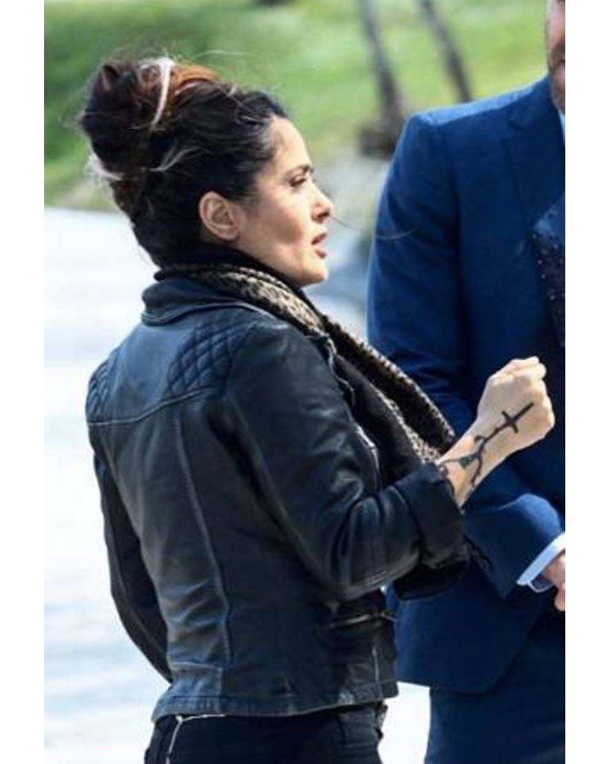 The-Hitman_s-Wife_s-Bodyguard-Salma-Hayek-Black-Jacket