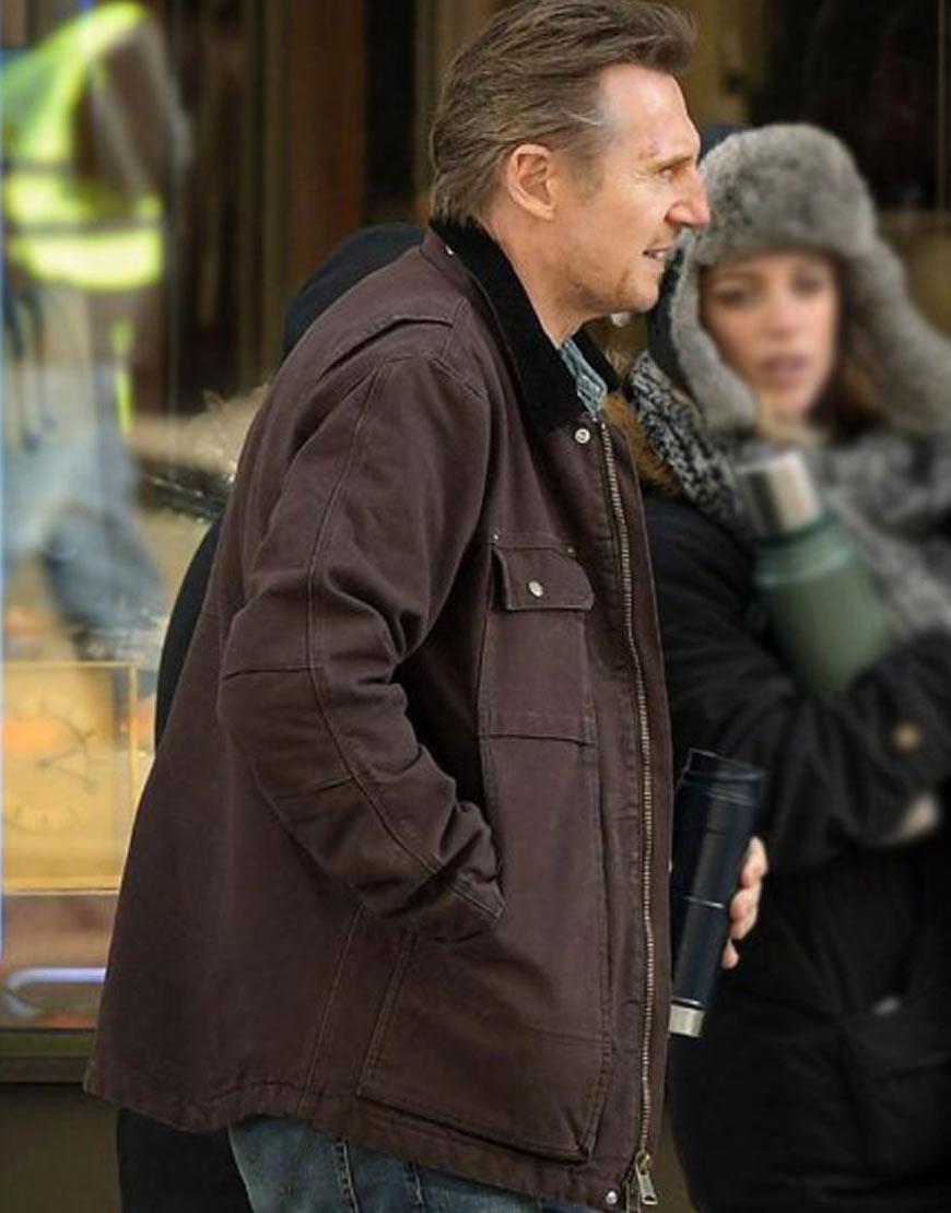 Tom-Honest-Thief-Brown-Jacket