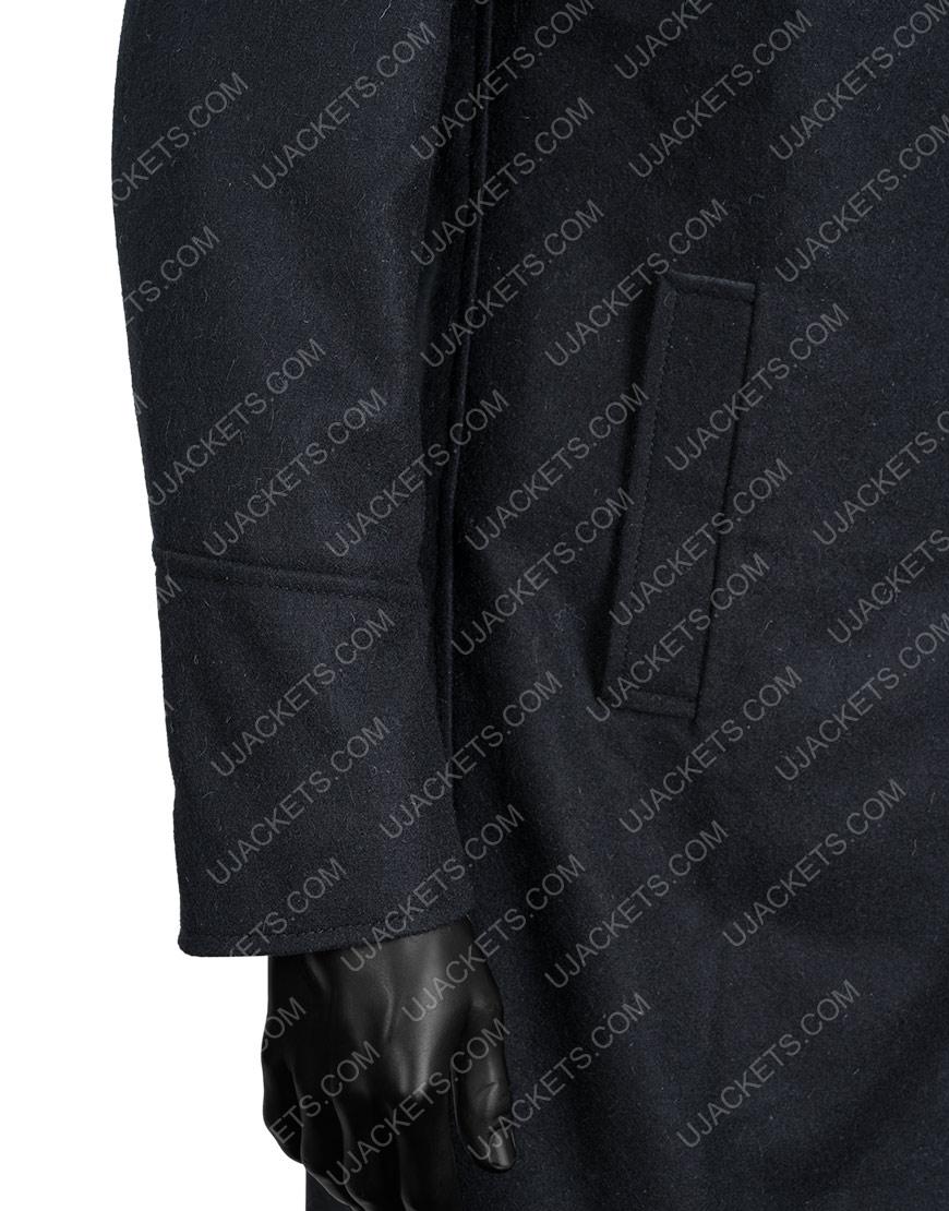 Video Game Resident Evil Village Woolen Trench Coat
