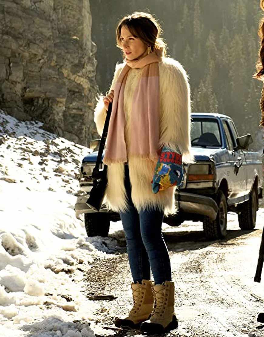Waverly-Earp-Wynonna-Earp-Fur-Coat