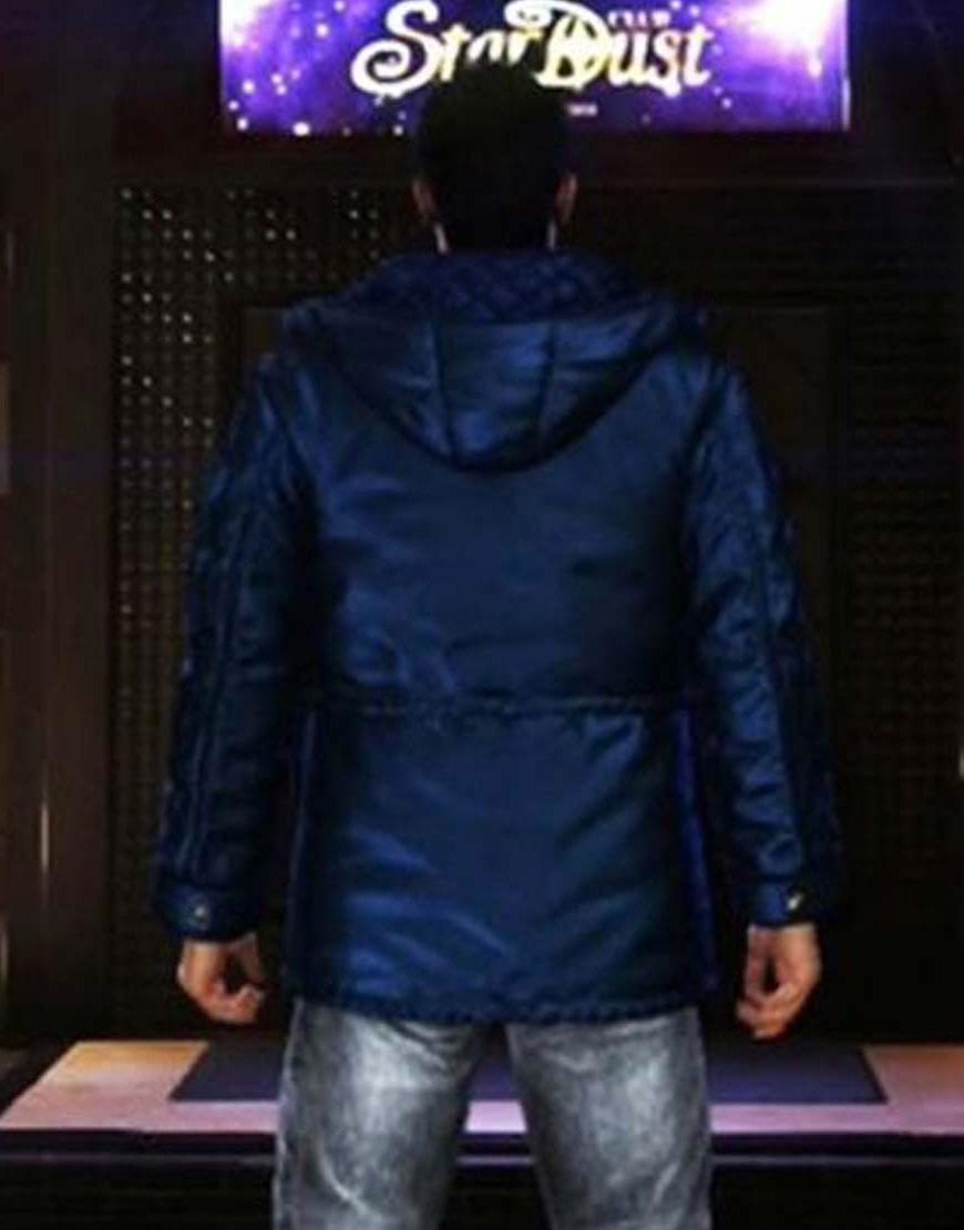 Yakuza-6-Kazuma-Kiryu-Blue-Cotton-Jacket