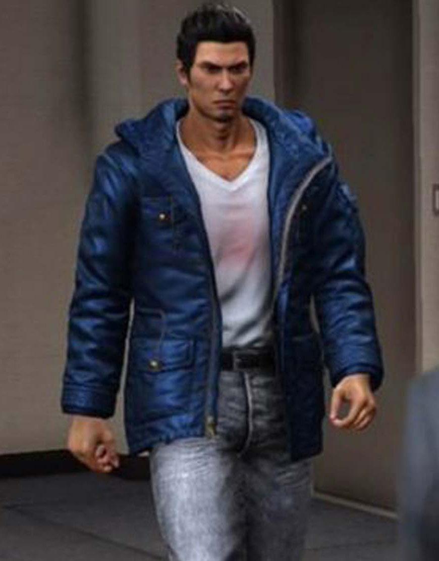 Yakuza-6-Kazuma-Kiryu-Jacket-with-Hood