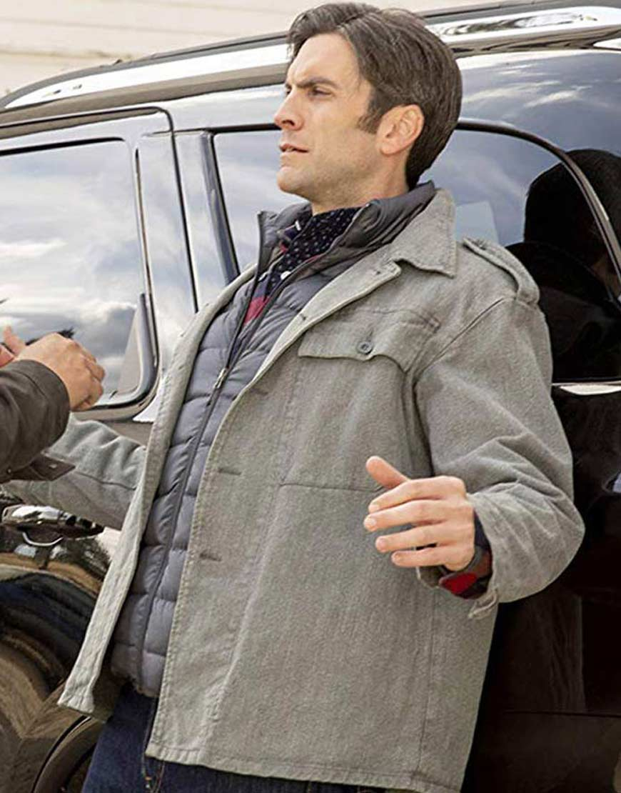 Yellowstone-Jamie-Dutton-Grey-Jacket