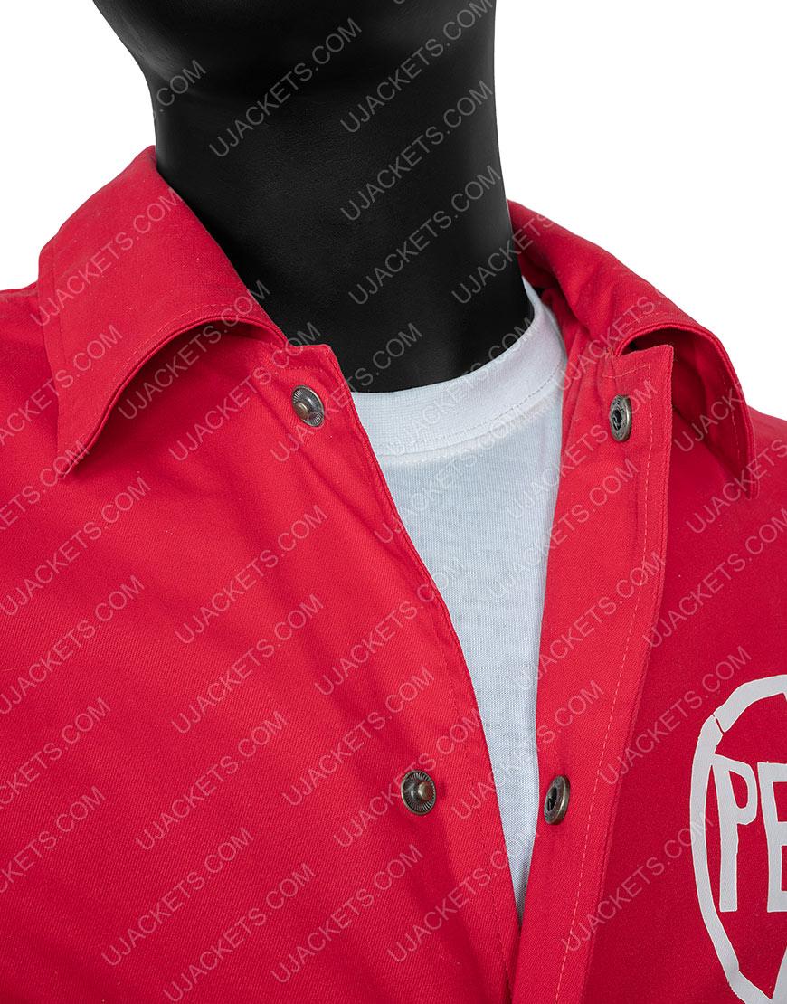 1969 Woodstock Security Jacket Collar
