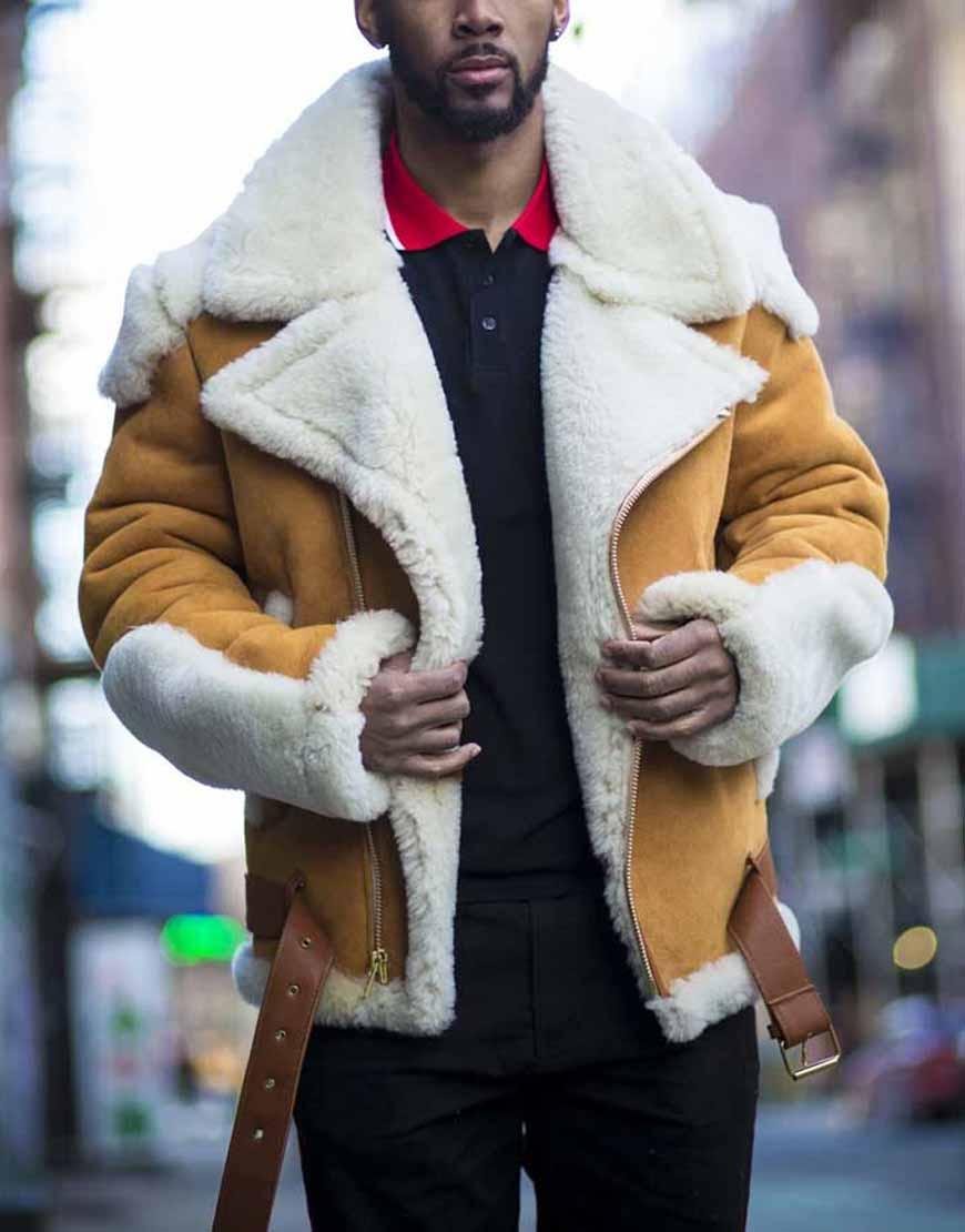 Andrew-Tan-Biker-Shearling-Jacket