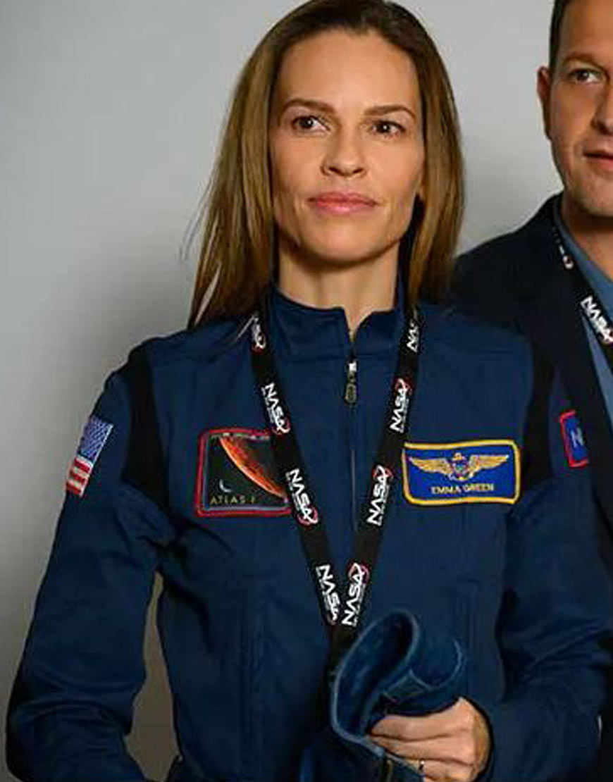 Away-Hilary-Swank-Blue-Jacket