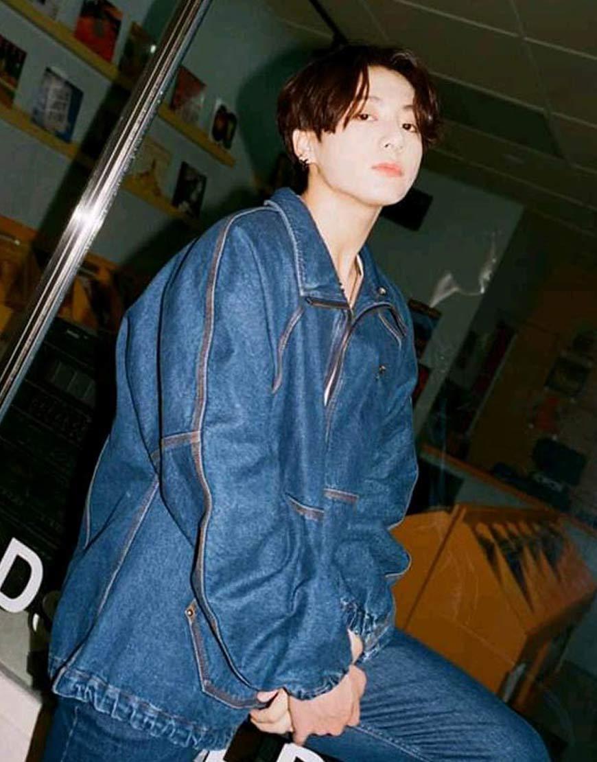 BTS-Dynamite-Jungkook-Denim-Jacket