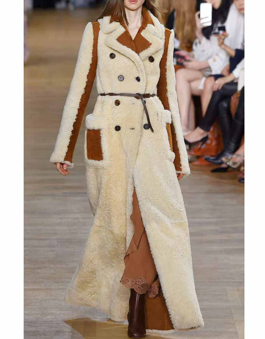 Camila-Double-Breasted-Shearling-Coat-With-Chocolate-Leather-Belt-