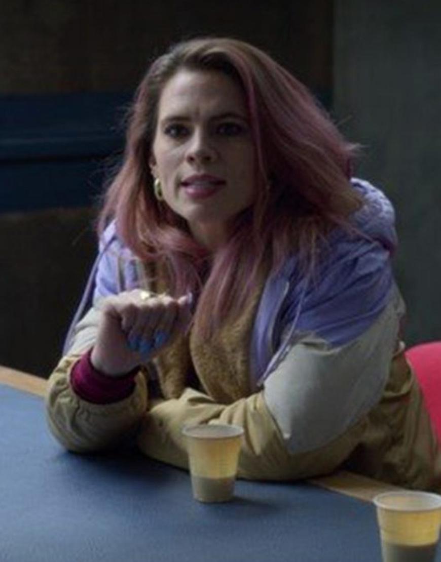 Criminal Uk Season 2 Stacey Doyle Hoodie Jacket