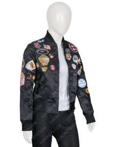 Doctor Who Ace Black Jacket