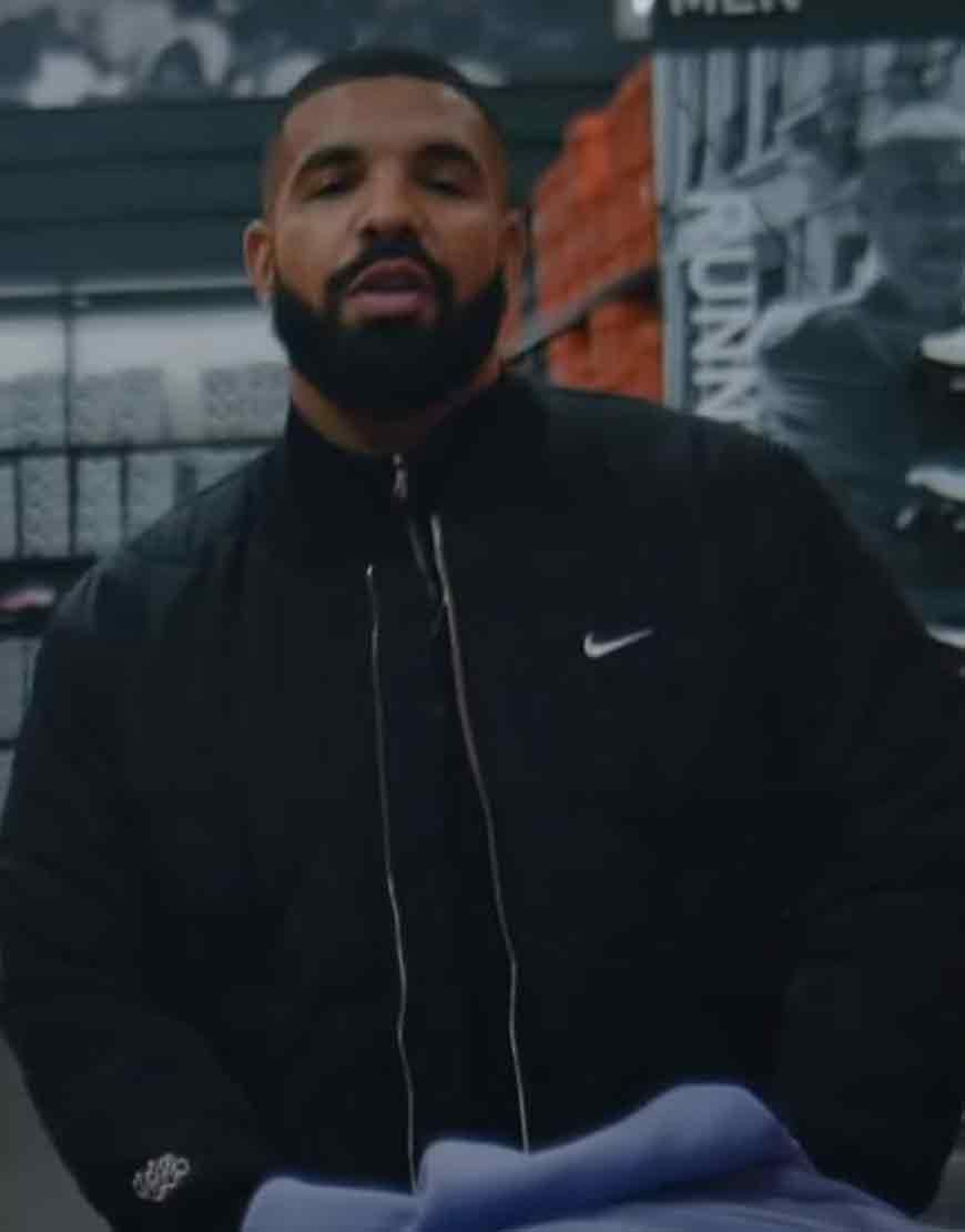 Drake-Laugh-Now-Cry-Later-Black-Varsity-jacket
