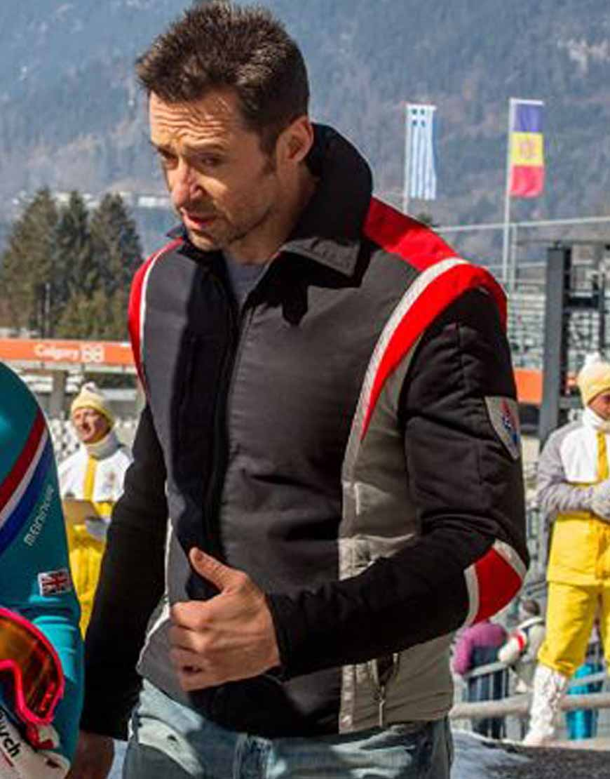 Eddie-the-Eagle-Hugh-Jackman-Black-Jacket