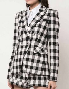 Emily-In-Paris-Emily-Black-White-Check-Blazer