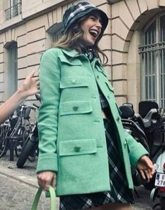 Emily-In-Paris-Lily-Collins-Multi-Pocket-Coat