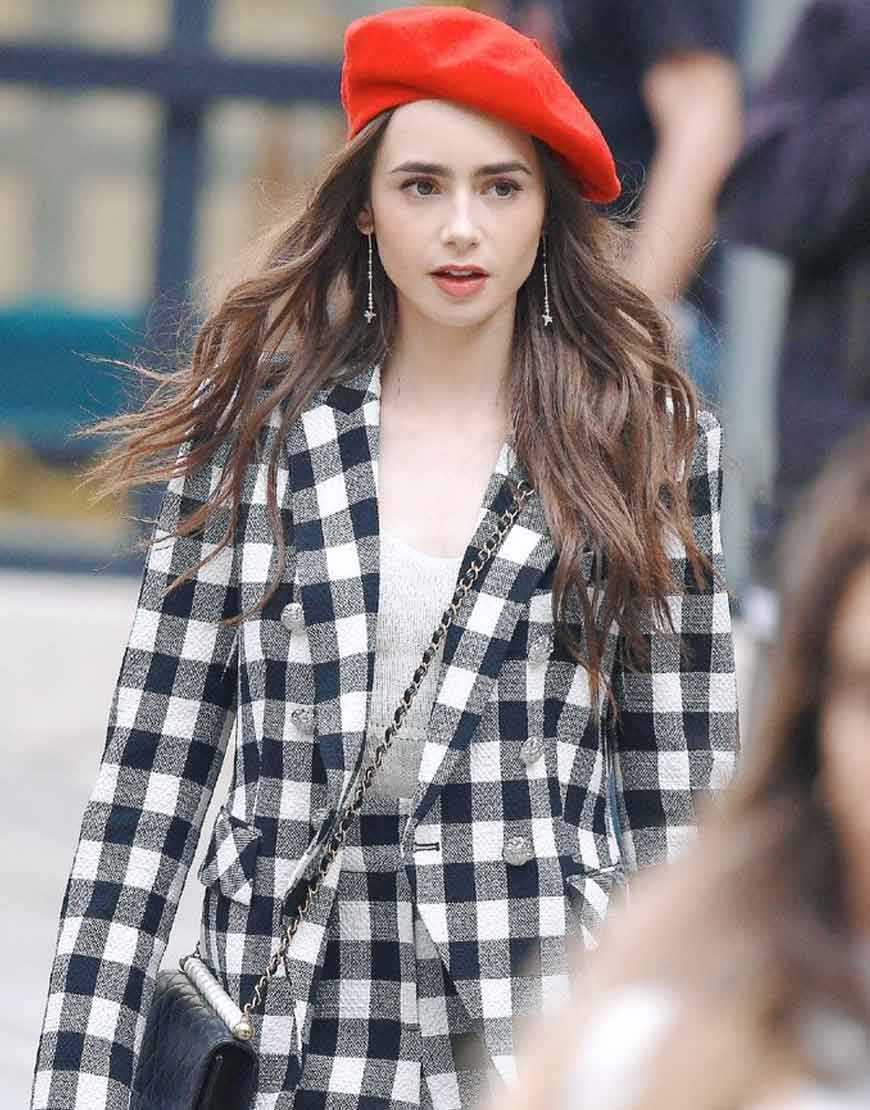 Emily-in-Paris-Lily-Collins-Blazer