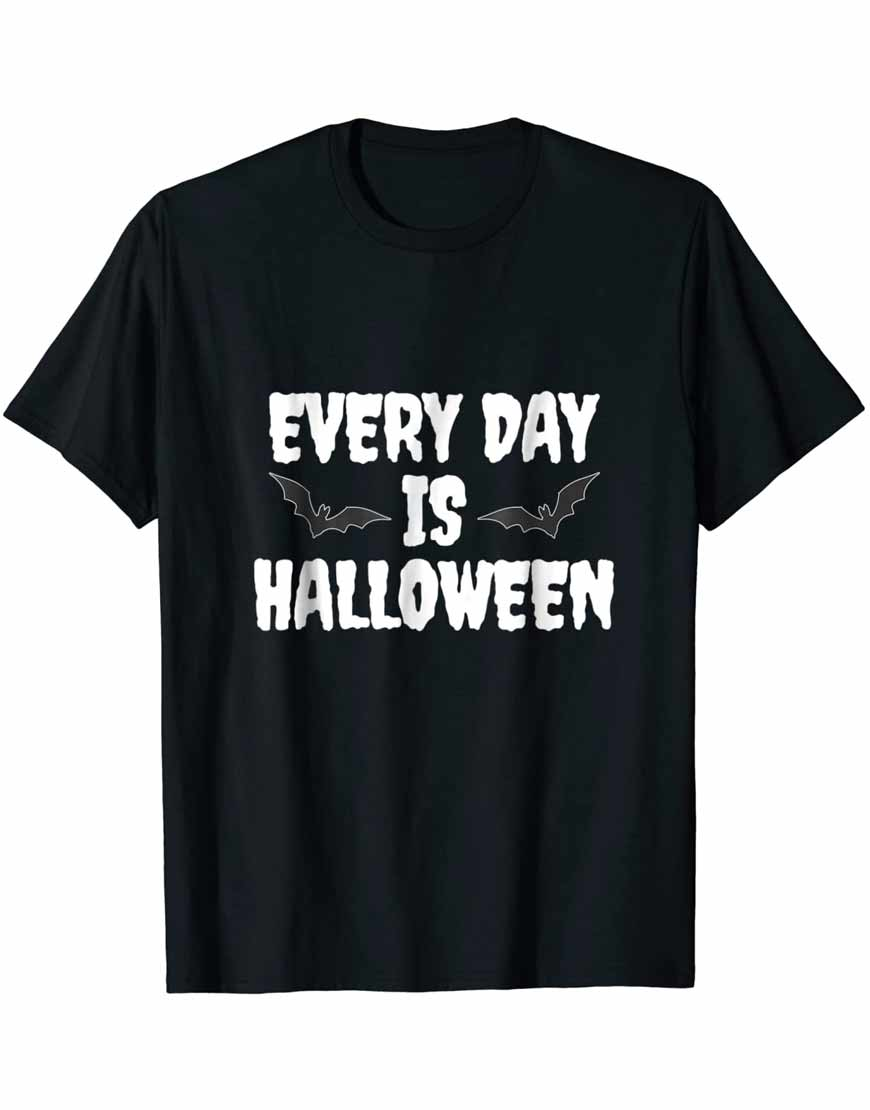 Every-day-Is-Halloween-Black-T-Shirt