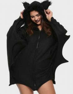 Halloween-Girl-Bat-Black-Hooded-Jacket