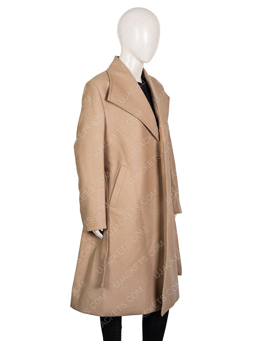 Heather GrahamLove, Guaranteed Tamara Taylor Coat