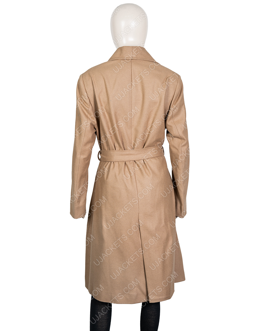 Heather Graham Love, Guaranteed Tamara Taylor Trench Coat