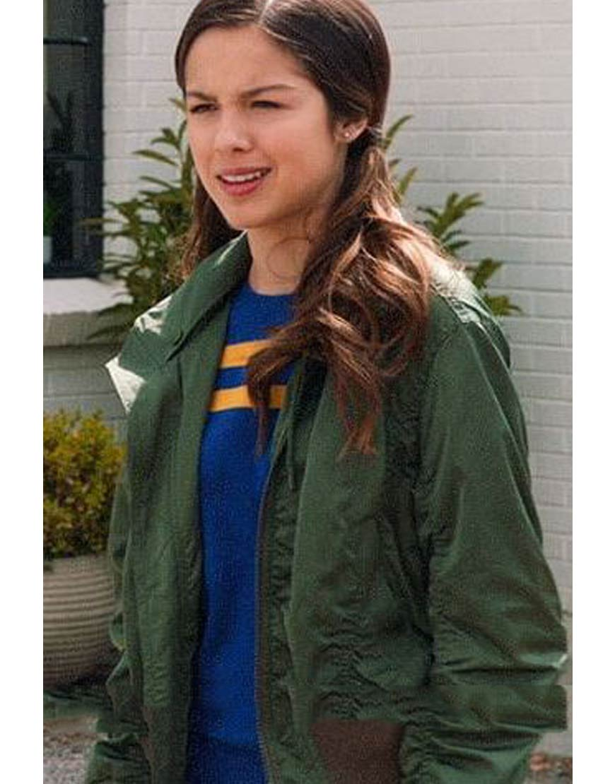High-School-Musical-Season-2-Olivia-Rodrigo-Bomber-Jacket