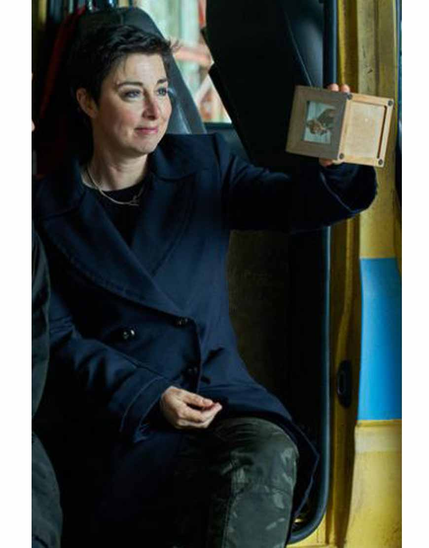 Hitmen-Sue-Perkins-Trench-Coat