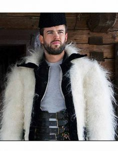 Jack-Whitehall-Travels-with-My-Father-Fur-Jacket