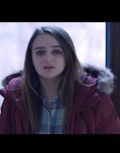 Kayla-The-Lie-Joey-King-Parka-Jacket