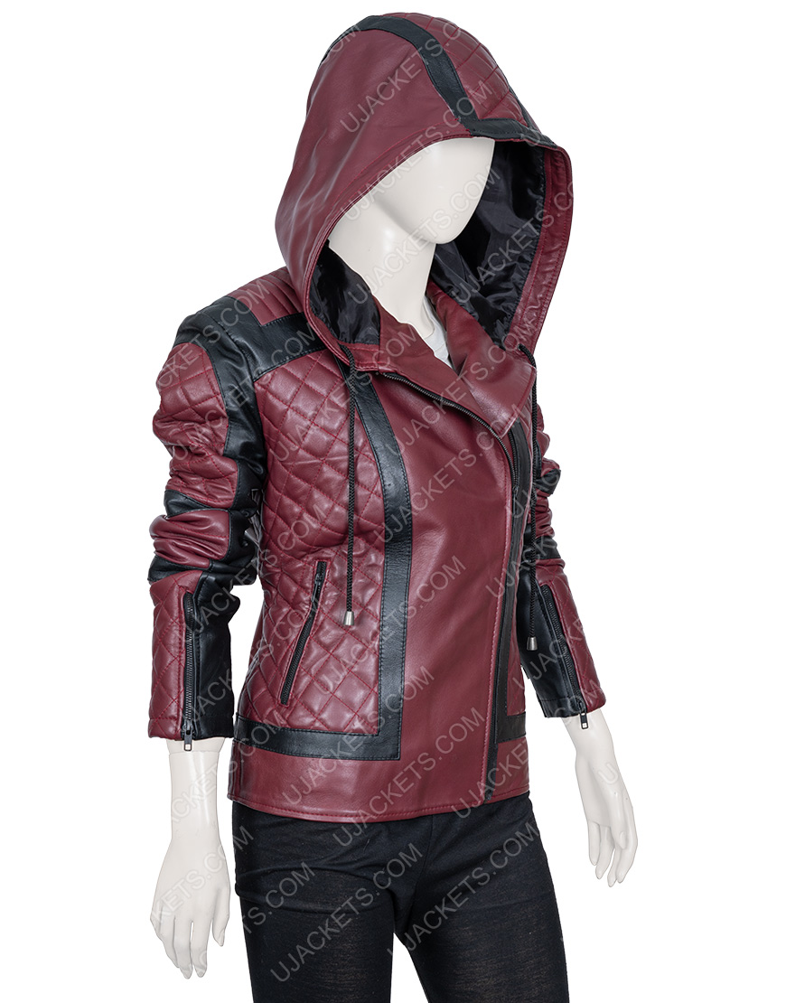 Kirby Howell Why Women Kill Taylor Harding Quilted Jacket