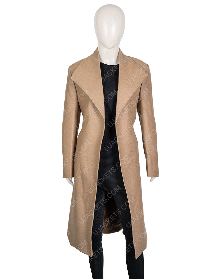 Love, Guaranteed Tamara Taylor Coat