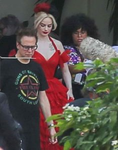 Margot-Robbie-The-Suicide-Squad-Harley-Quinn-Dress