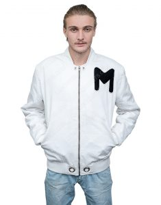 Marshmello White Jacket